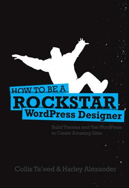 E-Book – How to Be a Rockstar WordPress Designer