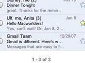 Nouvelle version GMail pour iPhone