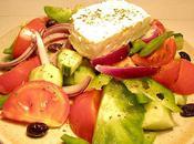 Salade grecque voyage athenes crête