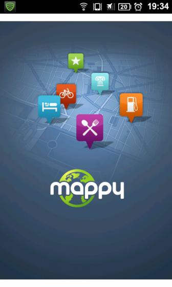 La cartographie Mappy est enfin disponible sur Android