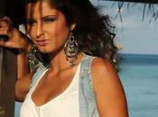 Miss France 2011 Malika Ménard plages Maldives