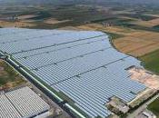 plus grande centrale photovoltaïque fonctionnement Europe