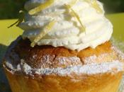 Muffins gourmands Limoncello