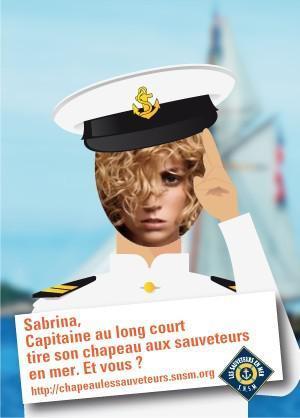 Chapeau les sauveteurs des mers !