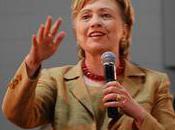 Hillary Clinton: secrétaire d'état dernier mandat