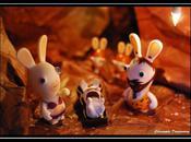 crèche envahie lapins crétins