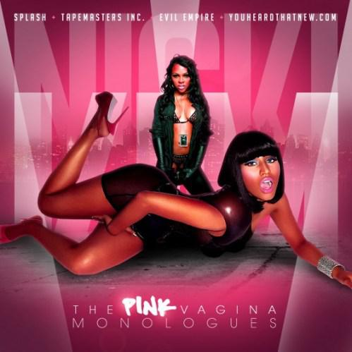Mixtape: Nicki Minaj vs. Lil Kim: The Pink Vagina Monologues