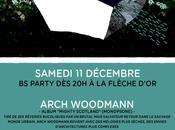 Party Arch Woodman Baden Erevan décembre Flèche d'Or