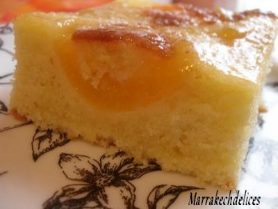 Biscuit Moelleux Aux Abricots Et Amandes A Voir