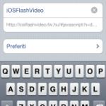 iOSFlashVideo:  Lire des videos Flash sur votre iPhone sans jailbreaker !