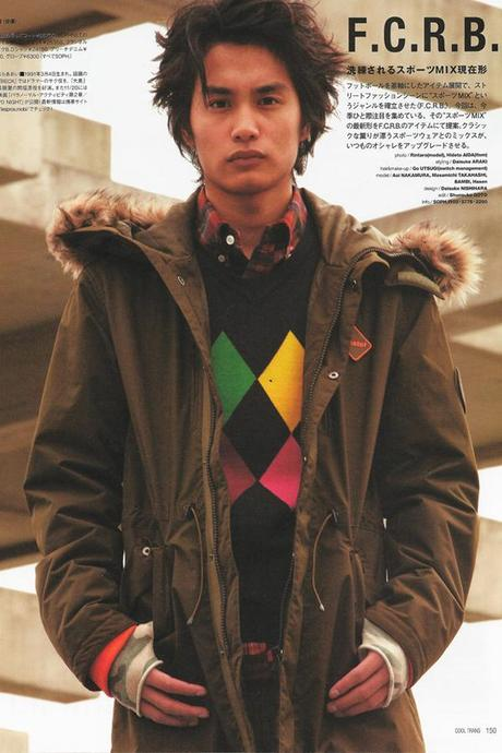 FCRB – F/W 2010 COLLECTION LOOKBOOK FOR SMART MAG