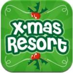 X-mas Resort : Application Iphone et iPad