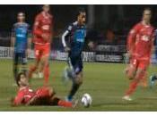 Résumé vidéos buts Lisandro Lacazette match Lyon Hapoel Tel-Aviv (07/12/2010)