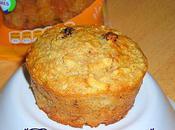 Muffins fondants pommes raisins d'avoine Nouvelles Pierre