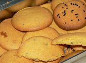 Biscuits mandarine nigelle sans beurre