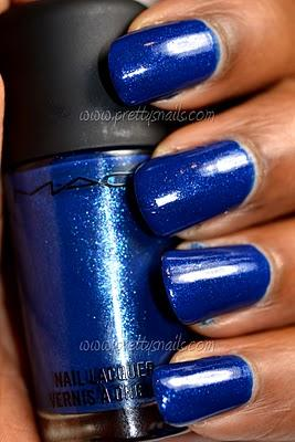 Ming Blue by Mac