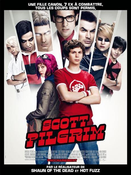 Cinéma A bout portant / Scott Pilgrim