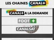 Canal+ CanalSat disponibles Xbox Microsoft