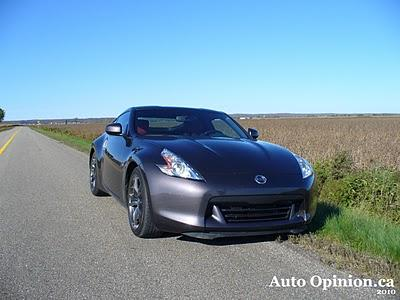 Essai routier complet: Nissan 370Z 40th Anniversary 2010