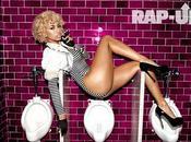 Keri Hilson fait promotion album dans toilettes