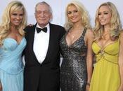 Playboy bientôt série consacrée bunnies Hugh Hefner