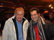 Pluie stars françaises Crans-Montana dans sillage Trophée journalistes