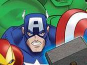 Avengers Earth's Mightiest Heroes, retour premiers épisodes l'animé