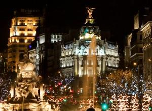 Un city break de Noël magique à Madrid