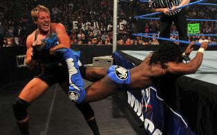 The All American American a agressé Kofi Kingston alors qu'il allait s'emparer de la ceinture de Dolph Ziggler