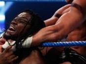 Kofi Kingston agressé Jack Swagger