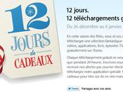 iTunes jours Noël 2010 route