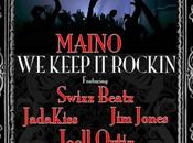 Maino Swizz Beatz, Jadakiss, Jones Joell Ortiz Keep Rockin
