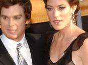 Michael Hall Jennifer Carpenter (Dexter) divorcent