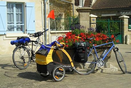 Voyager en vélo avec bébé = mission impossible?