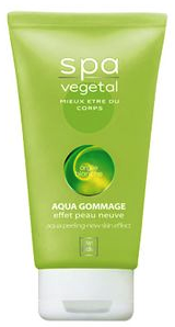 Test | Aqua Gommage by Yves Rocher