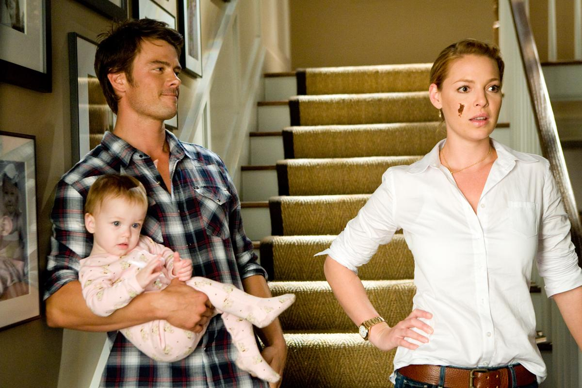 Josh Duhamel et Katherine Heigl. Warner Bros. France