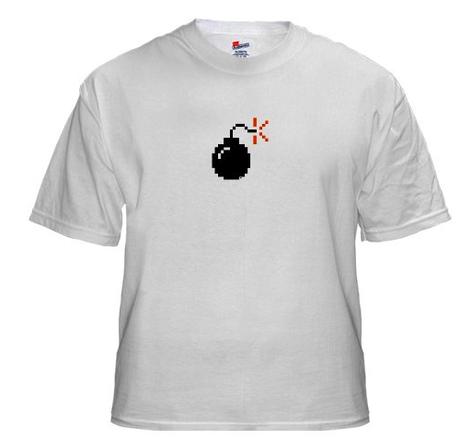 Guide d'achat pour Noël 2010: 10 tee-shirts de Geek à offrir