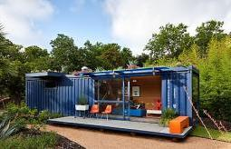 Vivre en maison container, la solution anti-crise.