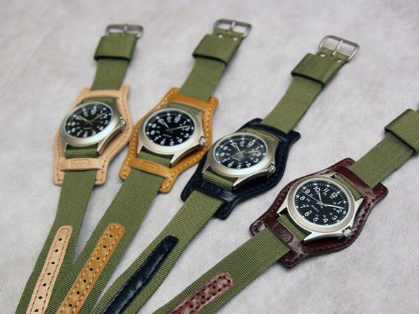 HOBO – F/W 2010 COLLECTION – MILITARY WATCH