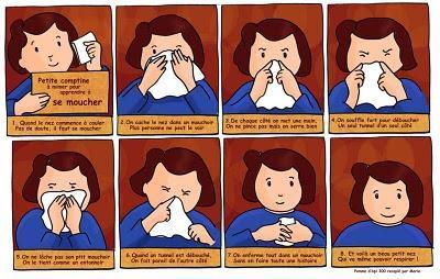 Rhume: mouchage, grog, do-in... rhum et jala-neti