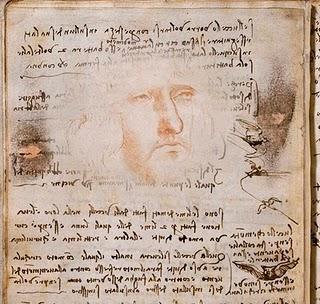 Léonard de Vinci par-delà les siècles.