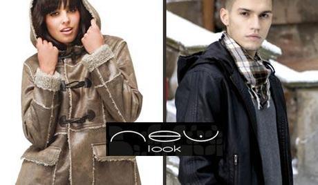 New Look, lancement de la boutique en ligne New Look en France