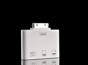 Camera Connection 3-in-1 pour iPad vous permet lire cartes mémoires iPad.
