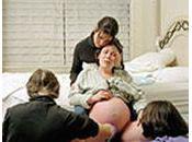 Conditions d'exercice liberté d'accoucher domicile (Cour EDH, Sect. décembre 2010, Ternovszky Hongrie)