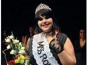 Marion Bogaert élue Miss Ronde 2011