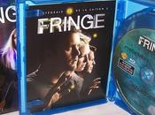 {Déballage Fringe Saison Blu-Ray