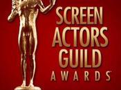 Screen Actors Guild Awards 2011 nommés sont