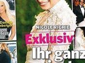 Nicole Richie premières photos mariage