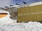 Aminon'Art: Crans-Montana amène l'art pistes ski, 2400 d'altitude