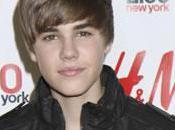 Justin Bieber star plus influente Twitter devant Lady Gaga